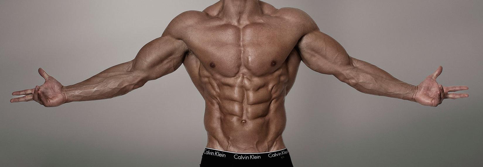 تصویر از تمرینهایی برای تقویت عضلات سینه و شکم