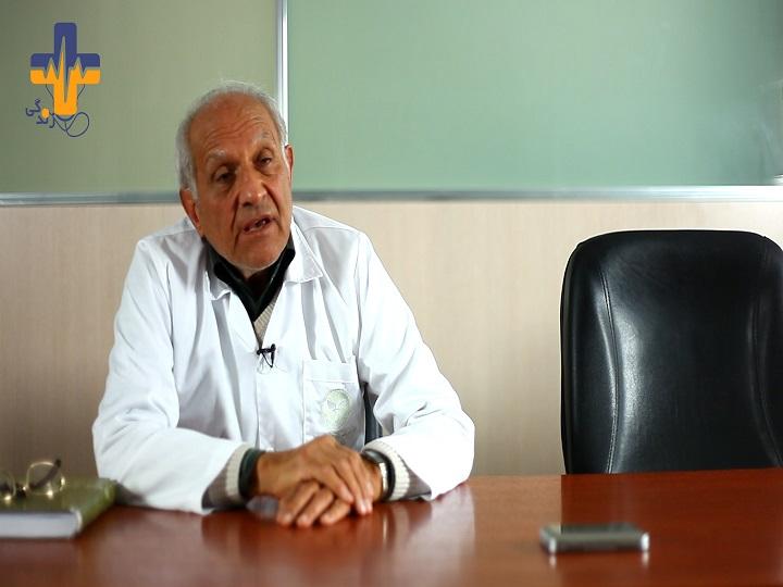 تصویر از چهره ماندگار – دکتر محمد صادق مسرت مشهدی