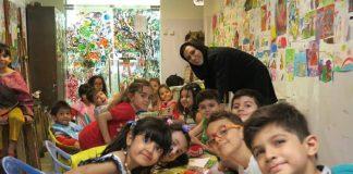 نقاشی و کودکان