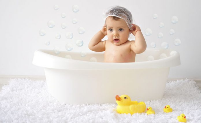 حمام کودکان