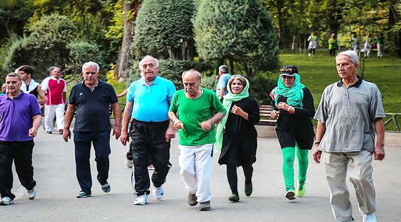 ورزش سالمندی