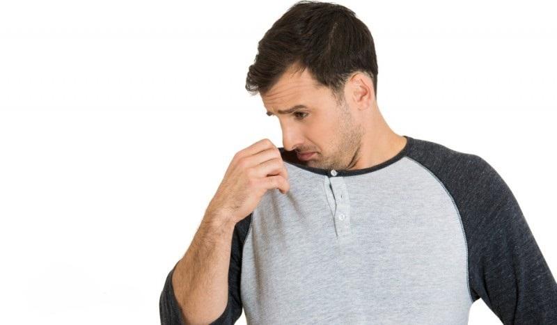 بوی بدن