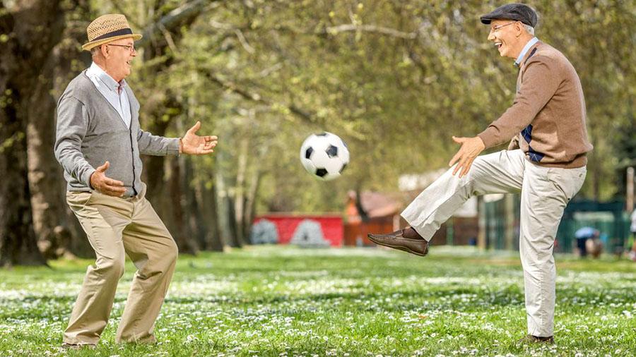 تصویر از بایدها و نبایدهای ورزش در دوران سالمندی