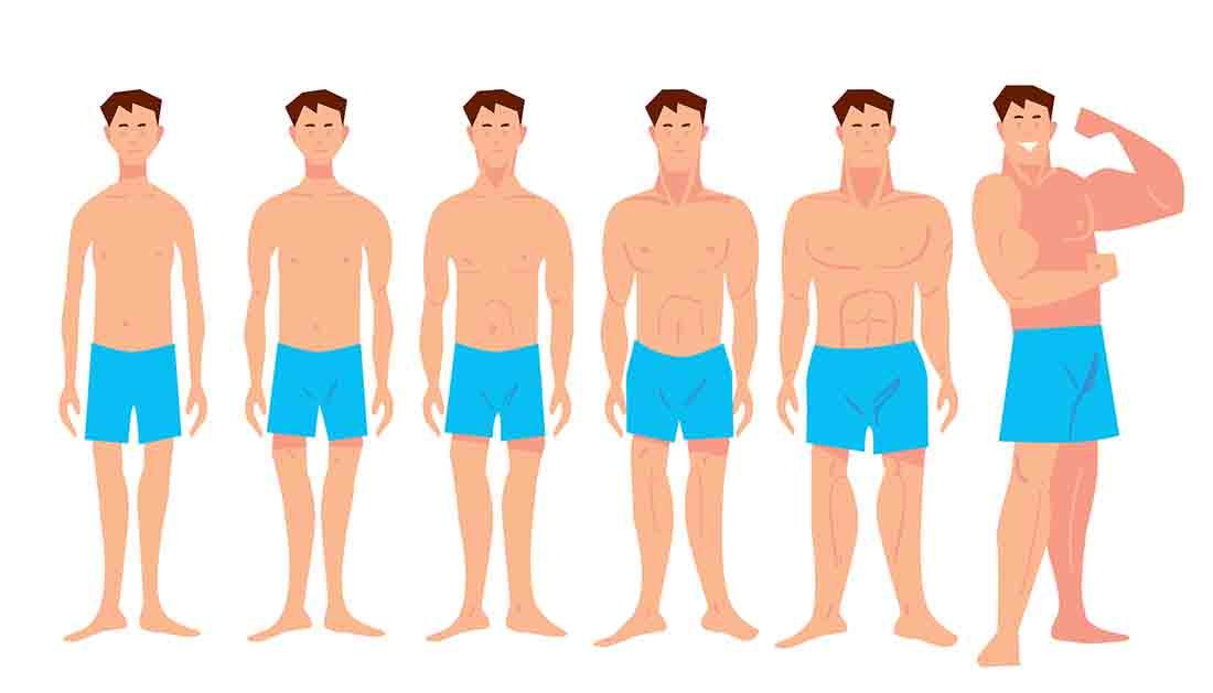 تصویر از چگونه وزن خود را سریع و سالم افزایش دهیم؟