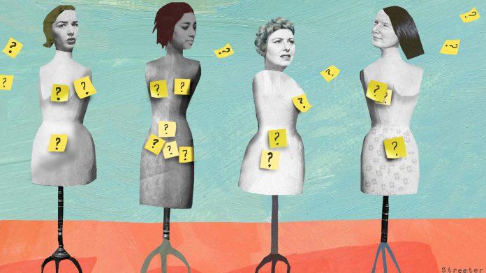 بدن زنان