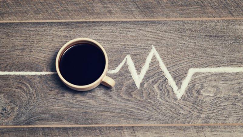 مصرف زیاد قهوه در طول روز