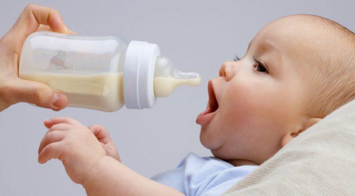 خواص شیر بز برای نوزاد