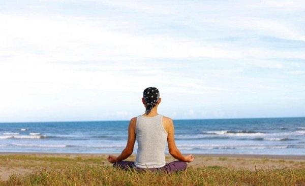 تمرین تنفس یوگا