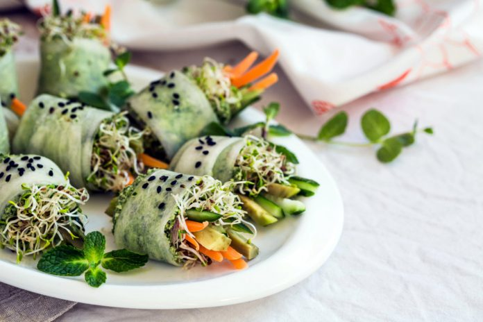 خام گیاه خواری