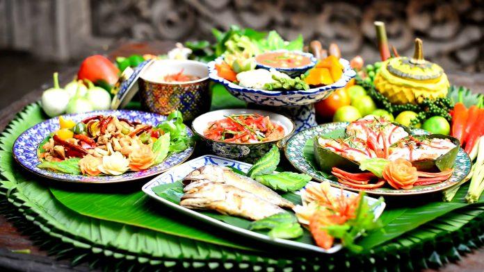 غذاهای خوشمزه تایلند
