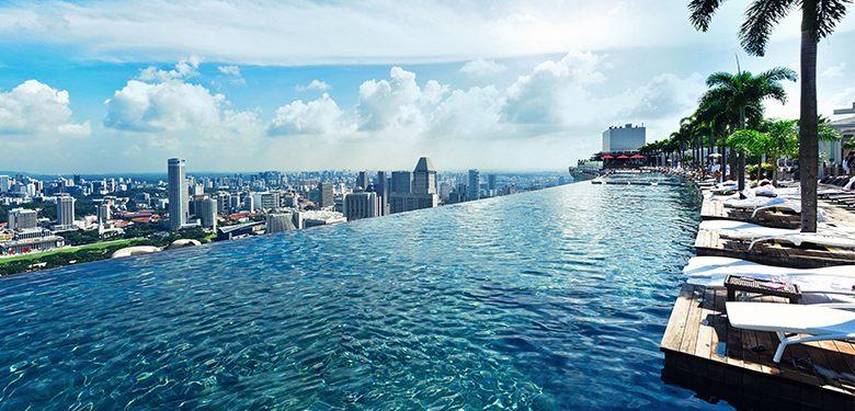 بزرگترین استخرهای شنا در دنیا