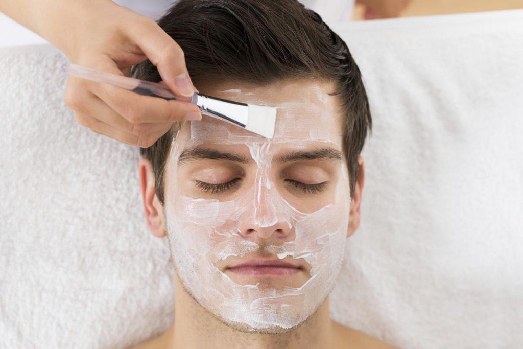 ماسک صورت برای آقایان