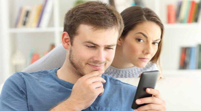 چک کردن گوشی تلفن همراه