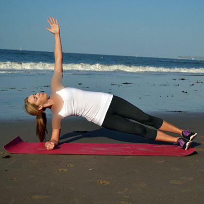 ورزشهایی برای تناسب اندام بانوان