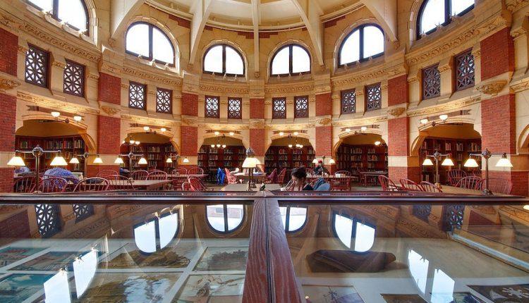 ۴۰ کتابخانه برتر در سراسر جهان