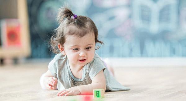 توانایی تقلید کردن در کودک یک ساله