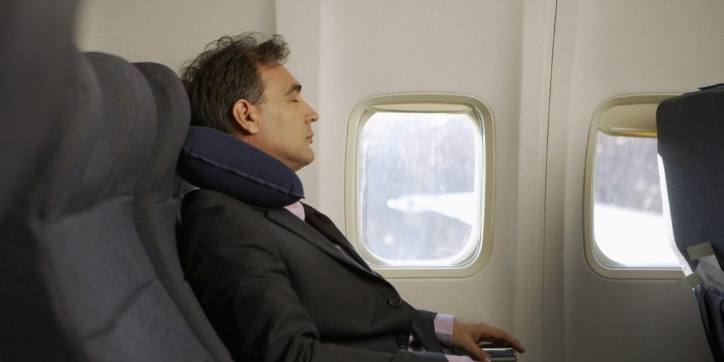 مراقبت از پوست در طول سفر هوایی