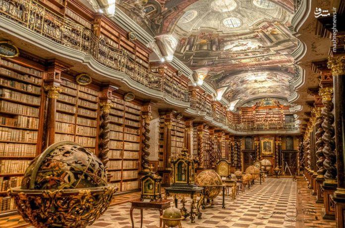 4۰ کتابخانه برتر در سراسر جهان