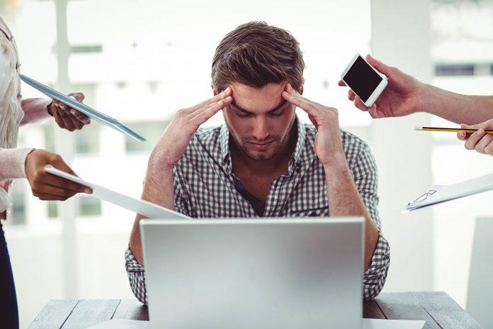 چگونه با استرس مقابله کنیم