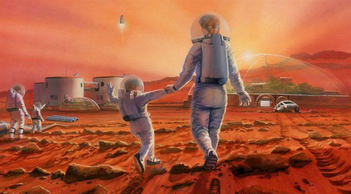 قابل سکونت کردن مریخ