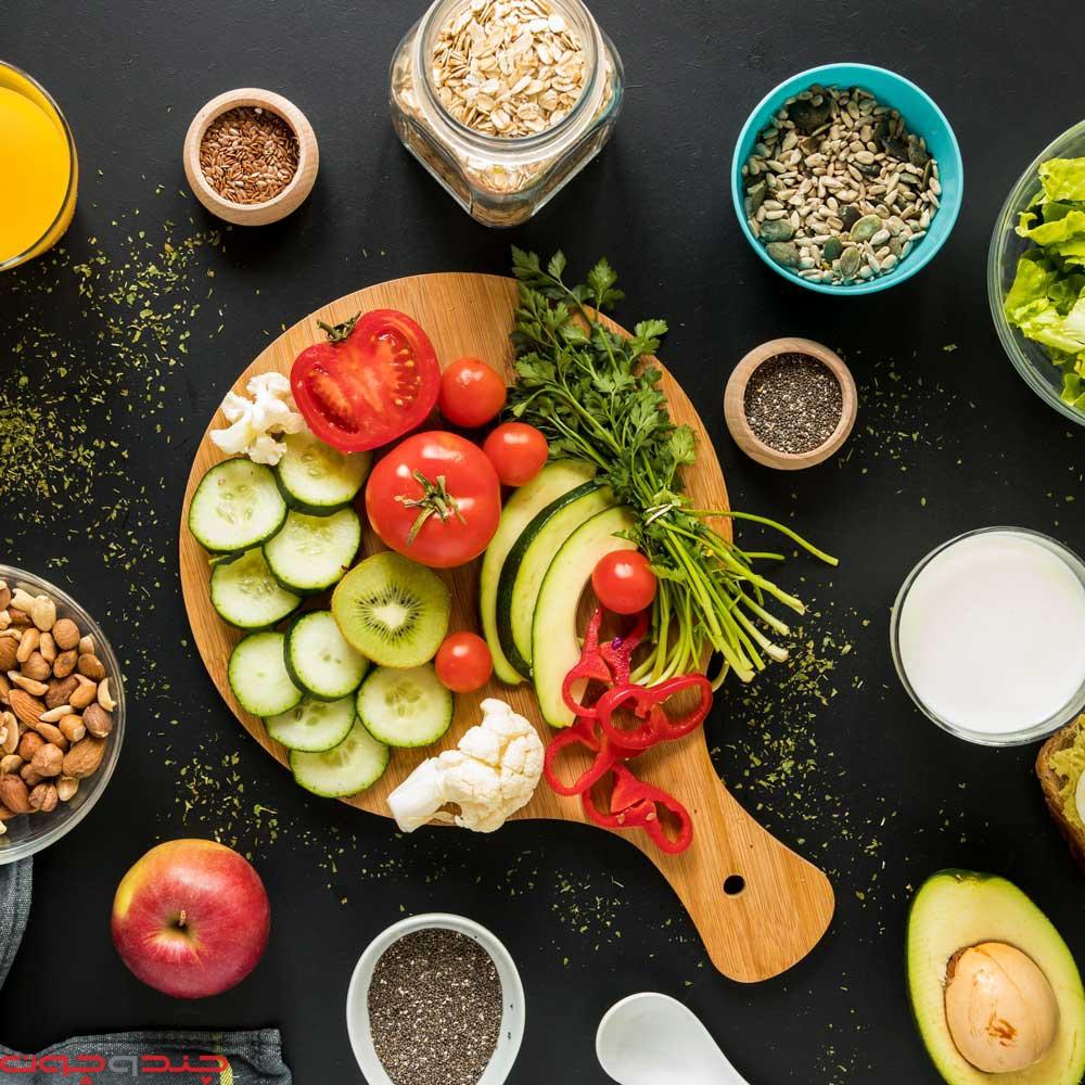 سالم-ترین-غذاها