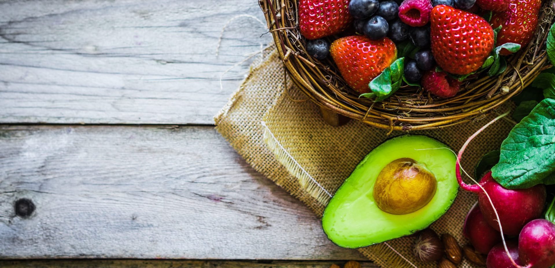 تصویر از فهرستی از سالمترین غذاها
