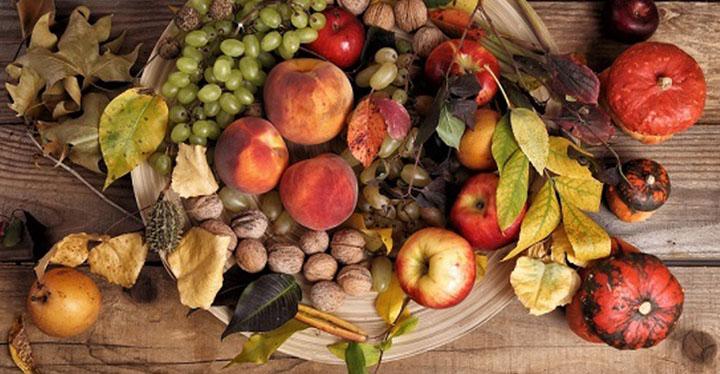 تصویر از باورنکردنی اما واقعی؛ در پاییز بخورید و لاغر شوید!