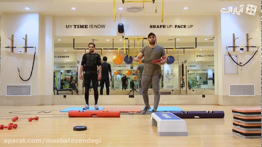 تصویر از تقویت عضلات بدن با کمک جریان الکتریسیته؛ سه برابر تمرینات معمولی بدنسازی