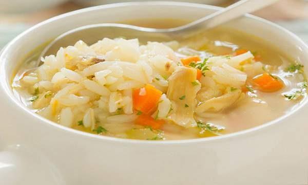 تصویر از سوپ مخصوص روزهای سرماخوردگی
