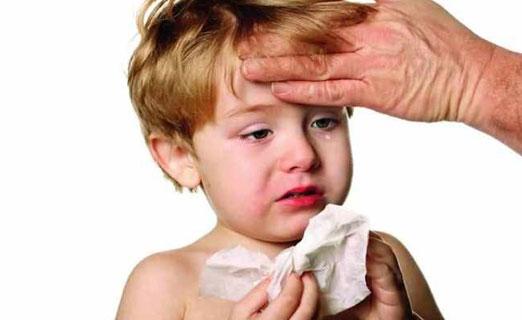 تصویر از هر آنچه که باید در مورد آنفولانزا در کودکان بدانید