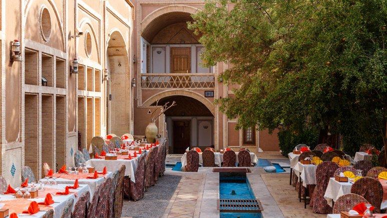 تصویر از معرفی۱۰ عمارت – هتل سنتی و مجلل ایرانی