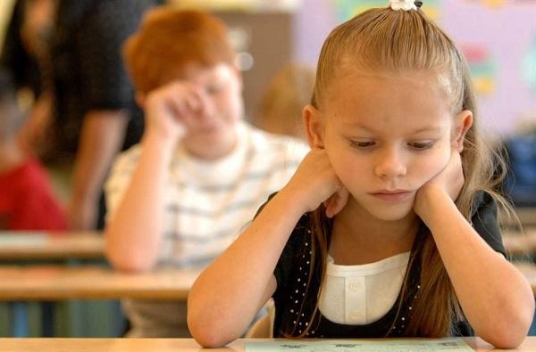 ۸ توصیه برای کاهش استرس کودکان