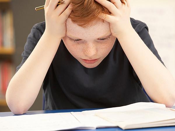 تصویر از ۸ توصیه برای کاهش استرس کودکان