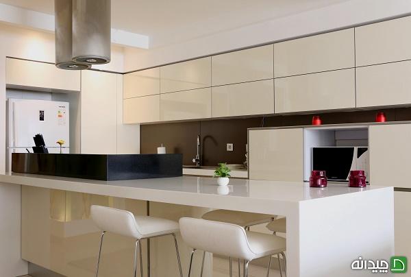 تصویر از 10 دیزاین شیک و مدرن برای آشپزخانه
