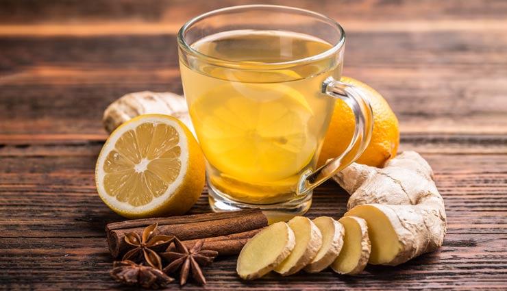 تصویر از 6 آموزش سريع طرز تهیه چای زنجبیل