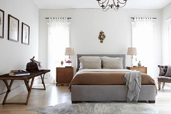 تصویر از ۶ ترفند بدون هزینه برای بزرگتر کردن اتاق خواب