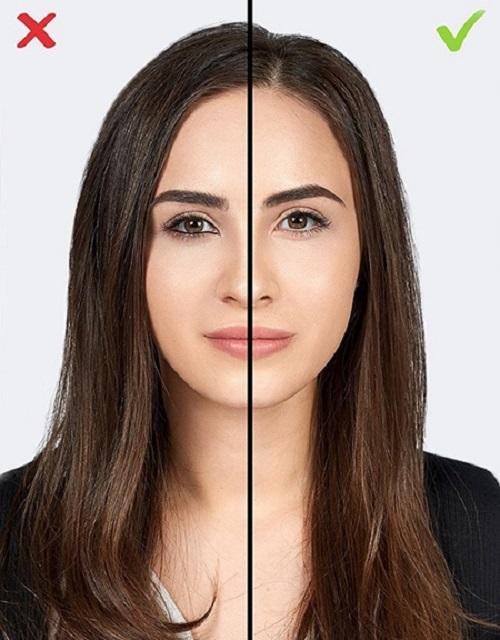 ۱۰ اشتباه رایج خانمها در آرایش که سنشان را بالا میبرد