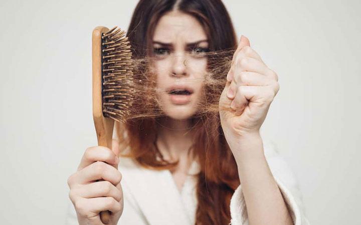 تصویر از علت ریزش مو در تابستان و روشهای پیشگیری از آن
