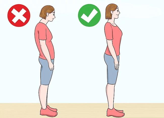 تصویر از چگونه طرز ایستادن و حالت نشستن خود را اصلاح کنیم؟