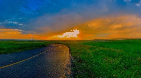 تصویر از زیباترین جاده های ایران را بشناسید