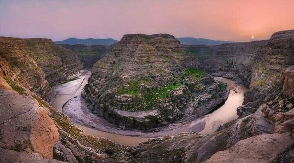 تصویر از جاذبههای گردشگری جهان که مشابه آنها در ایران وجود دارد