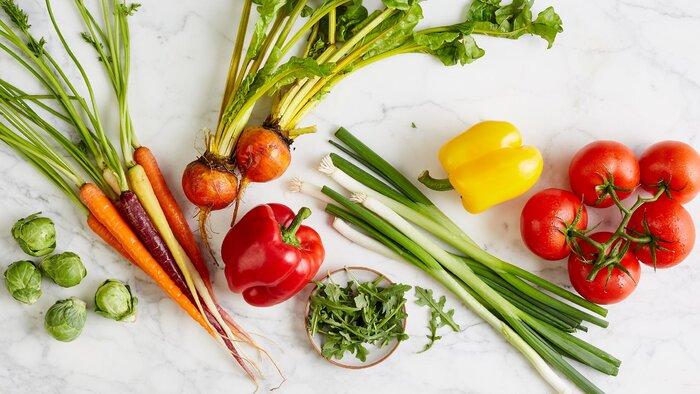 تصویر از اگر این علائم را دارید، سبزیجات بخورید
