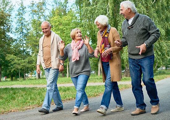 تصویر از فواید ۱۵ دقیقه پیادهروی روزانه
