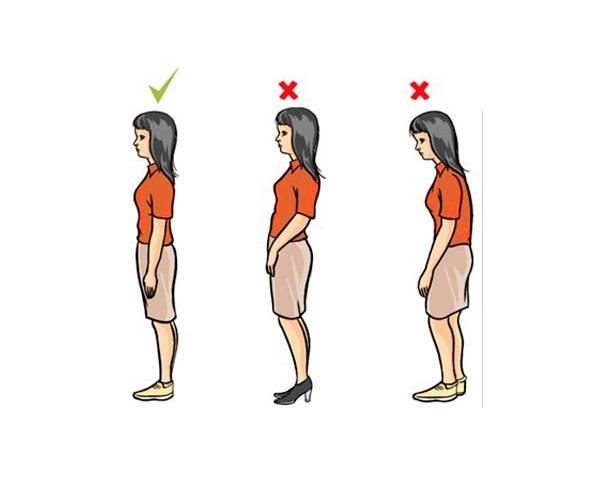تصویر از ۶ تمرین برای درست ایستادن