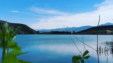 تصویر از دریاچه ولشت؛ بهشت گمشده مرزن آباد