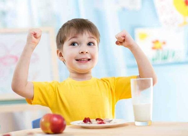 تصویر از مفیدترینها برای تقویت استخوان کودکان