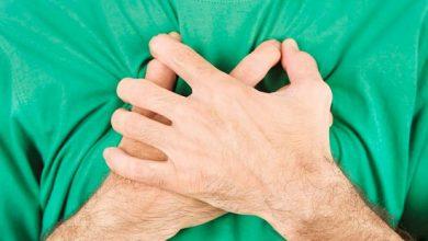 تصویر از ۵ علت درد قفسه سینه که جانتان را تهدید میکنند
