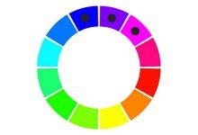 تصویر از نکاتی خلاقانه برای ست کردن رنگ لباس