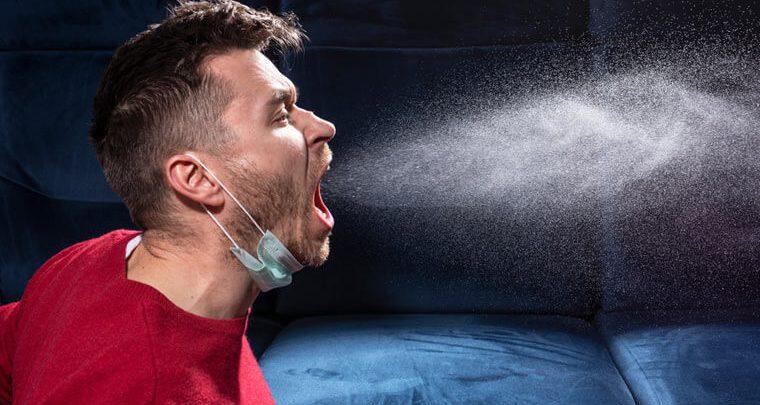 تصویر از درمان سرفه ناشی از سرماخوردگی و آنفولانزا با ۱۴ راهکار ساده
