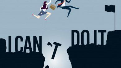 تصویر از ۱۱ روش برای آغوش گرفتن شکستها